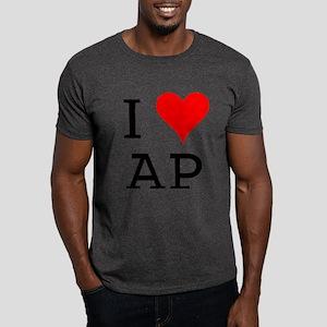 I Love AP Dark T-Shirt