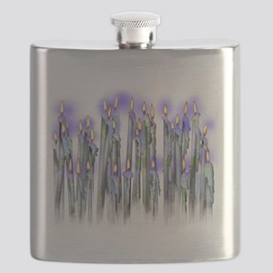 Candles Flask