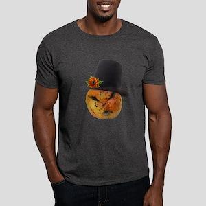 Jack in Hat Dark T-Shirt