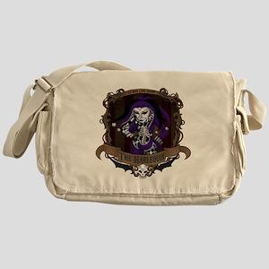 The Harlequin Messenger Bag