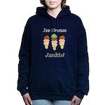 Ice Cream Junkie Women's Hooded Sweatshirt