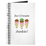 Ice Cream Junkie Journal
