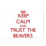 Beaver Postcards