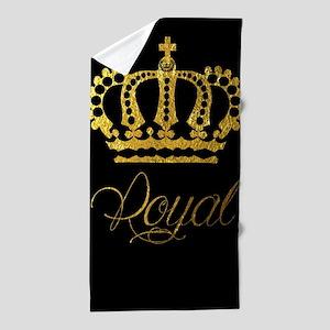 Royal Beach Towel