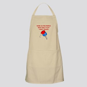 TABLETENNIS Apron