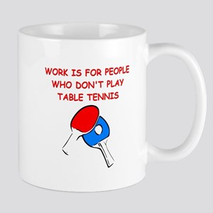 TABLETENNIS Mugs