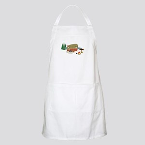 Camping Trailer Apron
