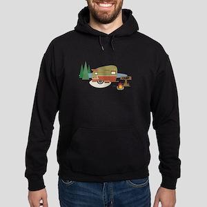 Camping Trailer Hoodie
