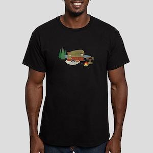 Camping Trailer T-Shirt