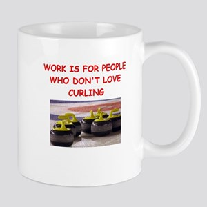 CURLING2 Mugs