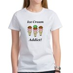 Ice Cream Addict Women's T-Shirt
