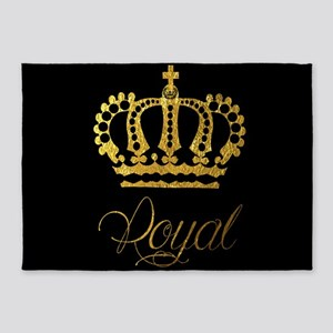 Royal 5'x7'Area Rug
