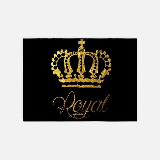 Royal 5'x7'Area Rug