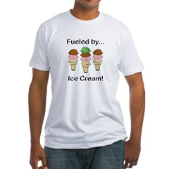 Fueled by Ice Cream Shirt