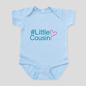 Hashtag Little Cousin Infant Bodysuit