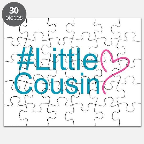 Hashtag Little Cousin Puzzle