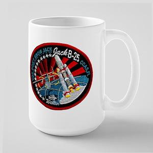 NROL-6 Launch Team Large Mug