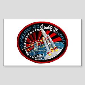NROL-6 Launch Team Sticker (Rectangle)