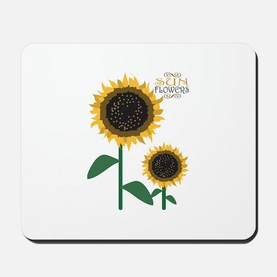 Sun Flowers Mousepad