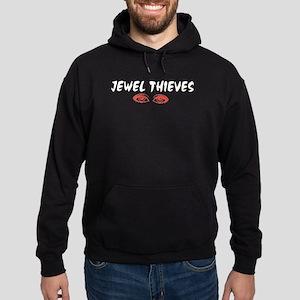 Jewel Thieves Eyes Hoodie (dark)
