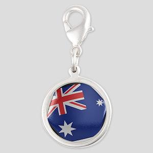 Australia Soccer Ball Charms