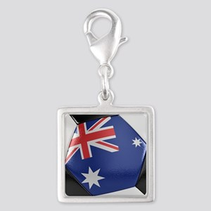 Australia Soccer Ball Charms