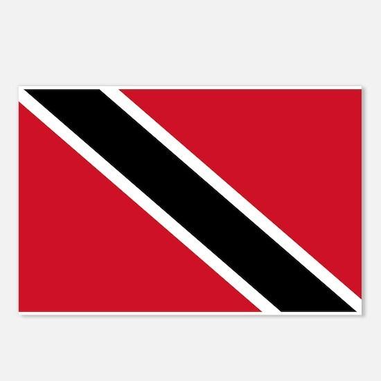 Trinidad and Tobago Postcards (Package of 8)