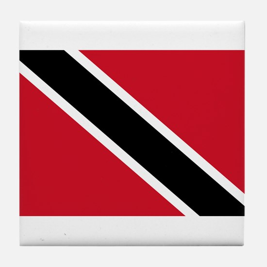 Trinidad and Tobago Tile Coaster