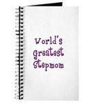 World's Greatest Stepmom Journal