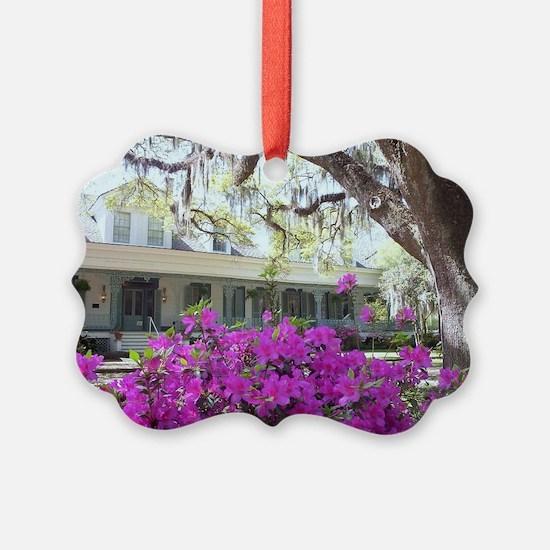Cute Louisiana Ornament