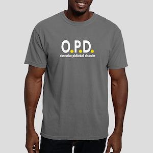 Obsessive Pickleball Disorder Pickleball S T-Shirt