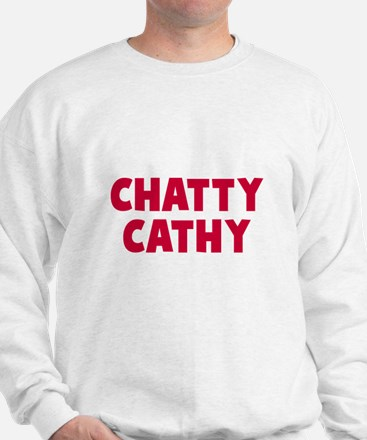 CHATTY Sweatshirt