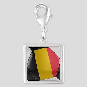 Belgium Soccer Ball Charms