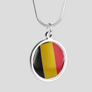Belgium Soccer Ball Necklaces