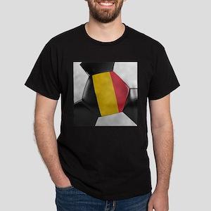 Belgium Soccer Ball T-Shirt