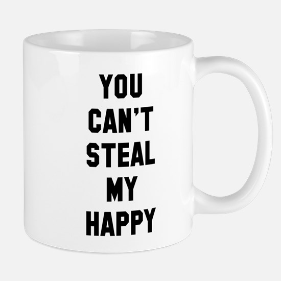 YOU CANT STEAL Mugs