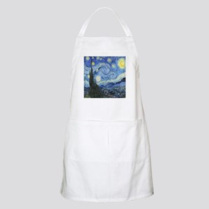 Van Goghs Starry Night Apron