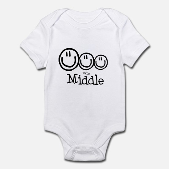 The Middle (3) Infant Bodysuit