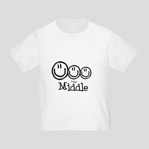 The Middle (3) Toddler T-Shirt