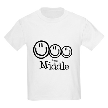 The Middle (3) Kids Light T-Shirt
