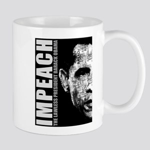 Impeach The Lawless President Mugs