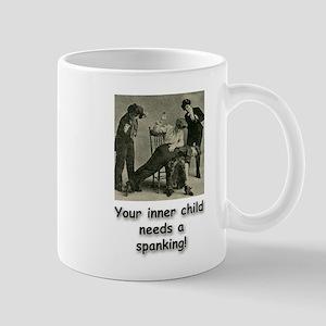 Inner Child Spanking Mug