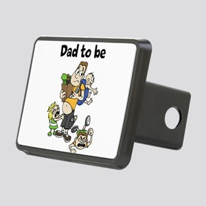 Funny dad to be Hitch Cover
