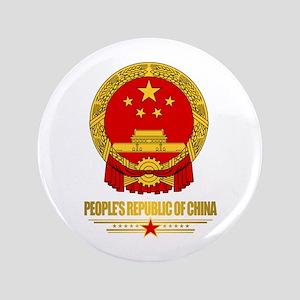 "China COA 3.5"" Button"