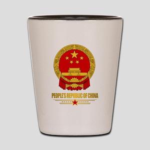 China COA Shot Glass