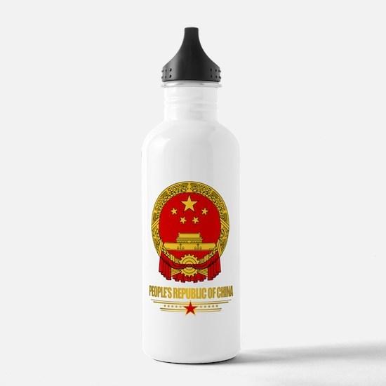 China COA Water Bottle