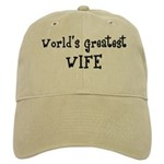 World's Greatest Wife Cap