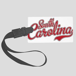 USC South Carolina Script Luggage Tag