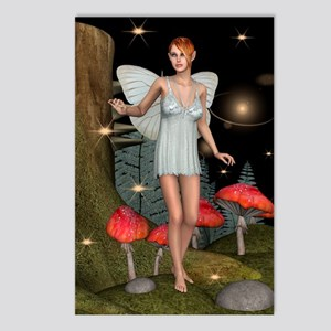 Fairy Butterfly Postcards (Package of 8)