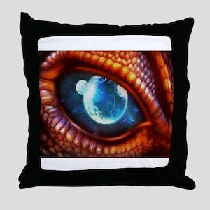 dragon eye 3.0 Throw Pillow